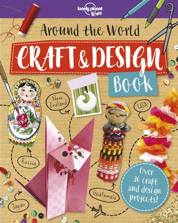 Around the World Craft Projects (North & South America edition)