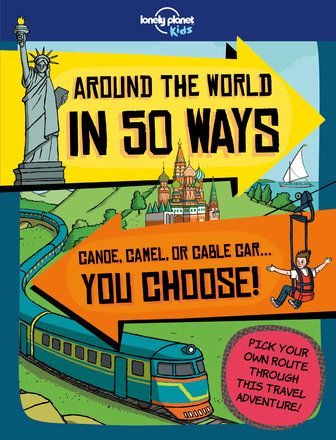 Around the World in 50 Ways (North & Latin America edition)