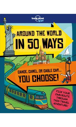 Around the World in 50 Ways (North and South America edition)