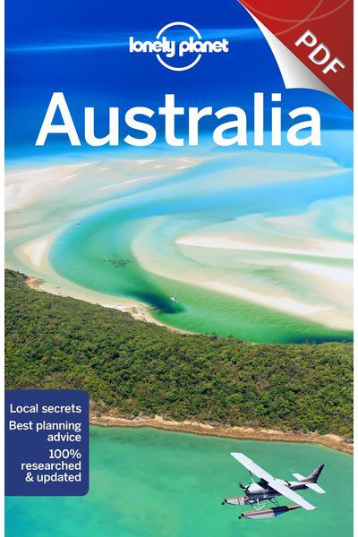 Australia  - Canberra & The ACT (PDF Chapter)