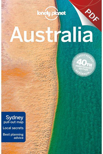 Australia - Plan your trip (PDF Chapter)