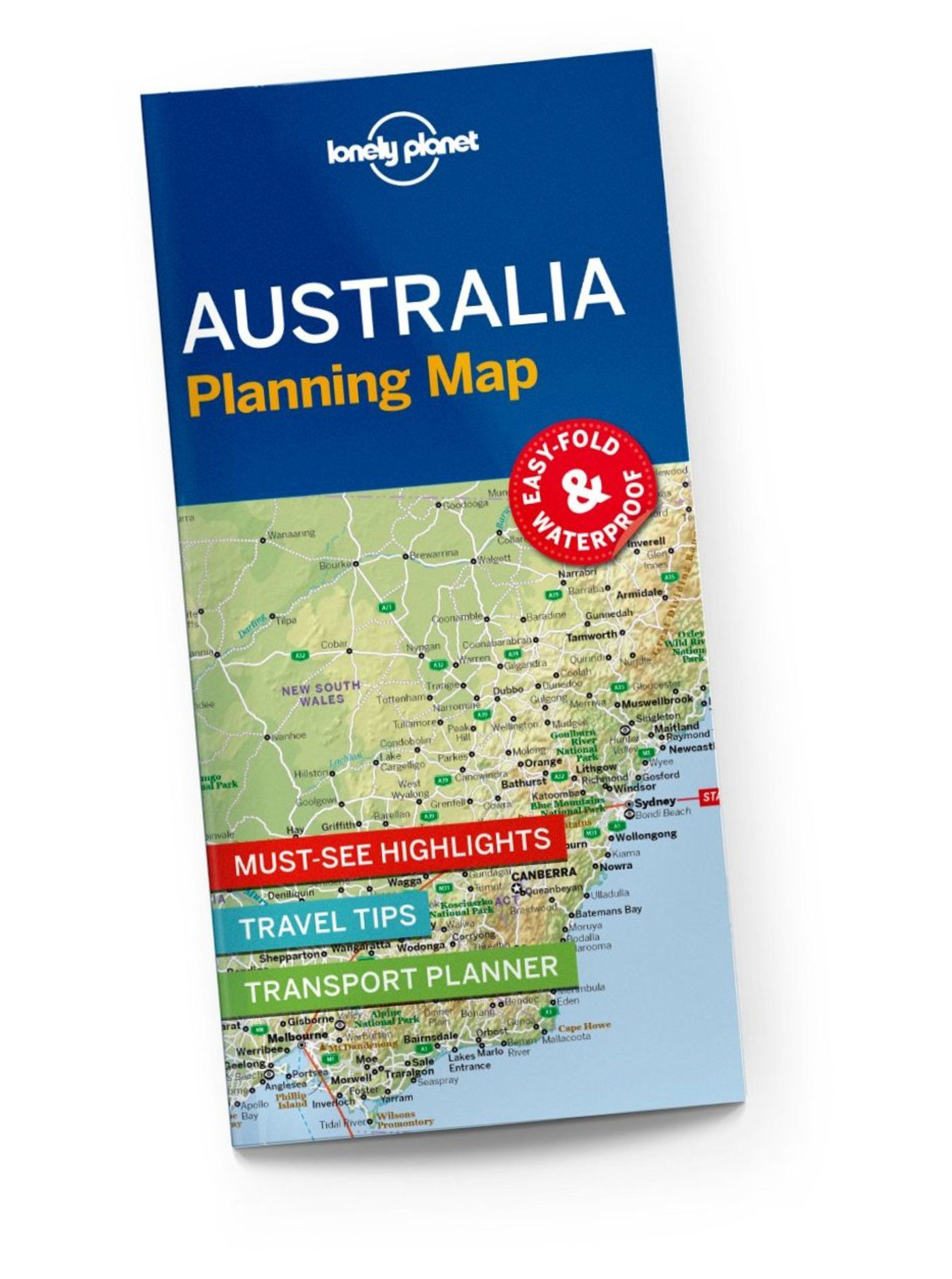 australia planning map lonely planet shop lonely planet us rh shop lonelyplanet com Lonely Planet USA Planet Guide New Orleans