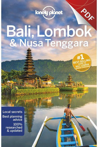 Bali, Lombok & Nusa Tenggara - Gili Islands (PDF Chapter)