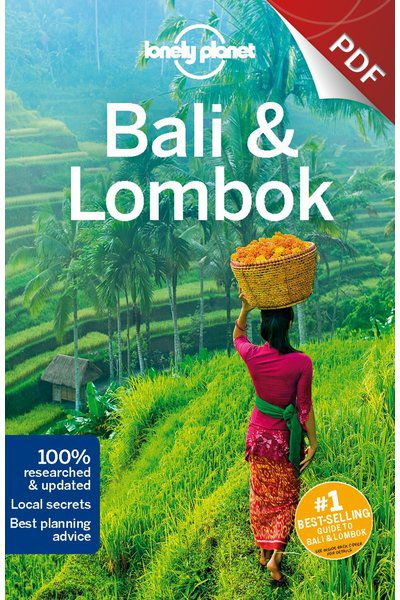 Bali & Lombok - Plan your trip (PDF Chapter)