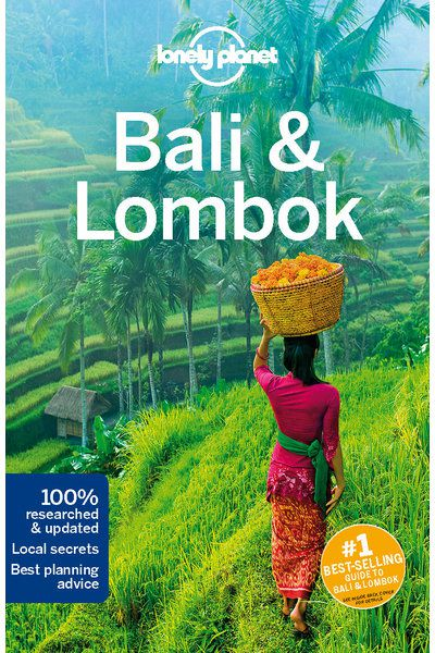 Bali Lombok Travel Guidebook Lonely Planet Shop Lonely Planet Us