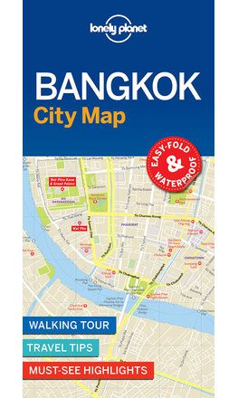 Bangkok City Map