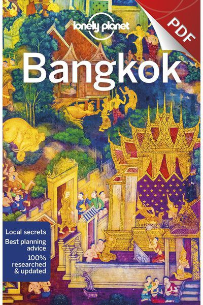 Bangkok - Ko Ratanakosin & Thonburi (PDF Chapter)