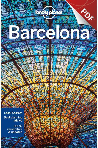 Barcelona - Gracia & Park Guell (PDF Chapter)
