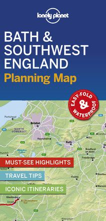 Bath & Southwest England Planning Map