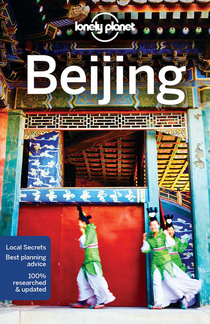Cover of Lonely Planet Beijing Travel Guide - Lonely Planet Shop