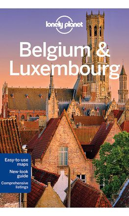 Belgium & Luxembourg travel guide - 6th edition