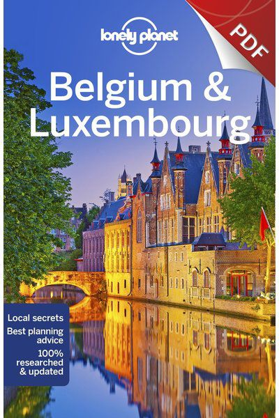 Belgium & Luxembourg - Wallonia (PDF Chapter)