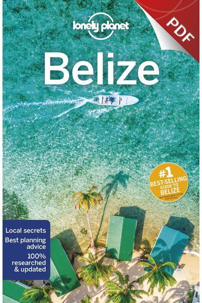 Belize - Northern Cayes (PDF Chapter)