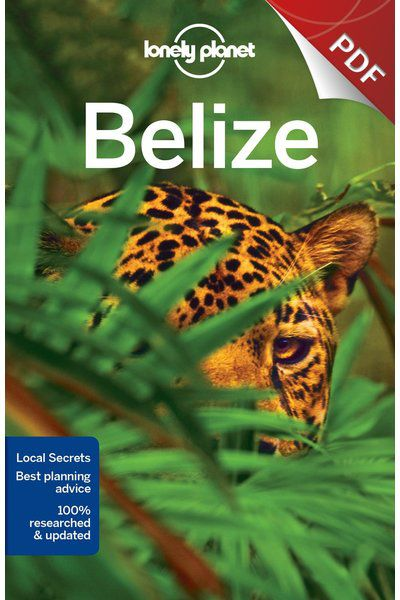 Belize - Plan your trip (PDF Chapter)