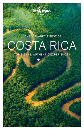 Best of Costa Rica travel guide - 1st edition