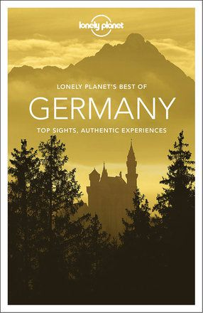 Best of Germany travel guide - 1st edition