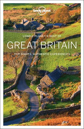 Best Of Great Britain travel guide - 1st edition