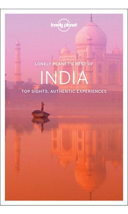 Best of India travel guide - 1st edition