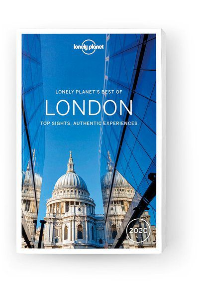 Image of Lonely Planet Best of City Best of London 2020, Edition - 4 by Lonely Planet Gifts