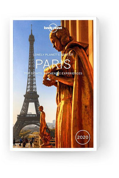 Image of Lonely Planet Best of City Best of Paris 2020, Edition - 4 by Lonely Planet Gifts