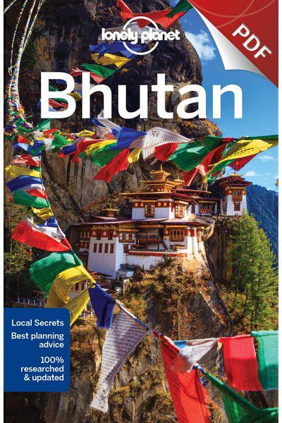 Lonely Planet Bhutan Travel Guide Pdf
