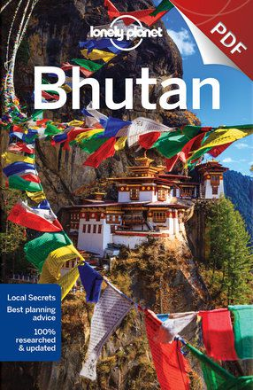 Bhutan - Thimphu (PDF Chapter)