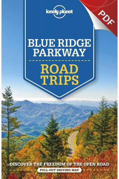 Blue Ridge Parkway Road Trips - Crooked Road Trip (PDF Chapter)