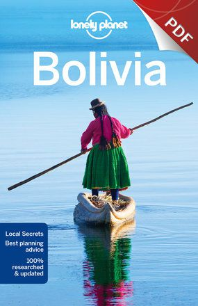 Bolivia - Santa Cruz & Gran (PDF Chapter)