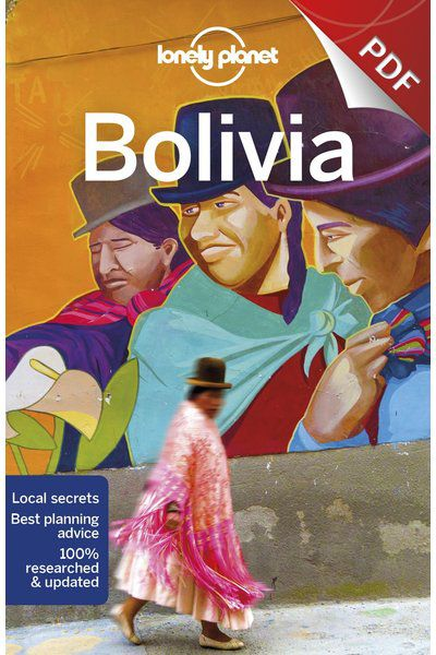 Bolivia - South Central Bolivia & the Chaco (PDF Chapter)