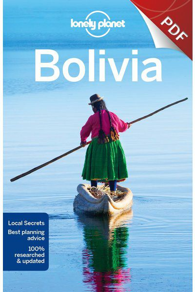 Bolivia - Southern Altiplano (PDF Chapter)