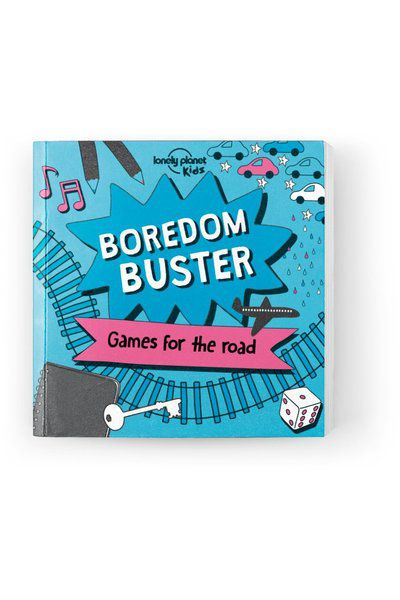Boredom Buster [AU/UK], Edition - 1 by Lonely Planet f20413c3-e5af-4a56-b7c0-45000a428bd4