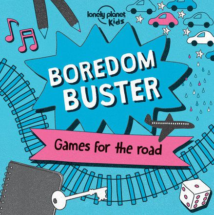 Boredom Buster (North and South America edition)