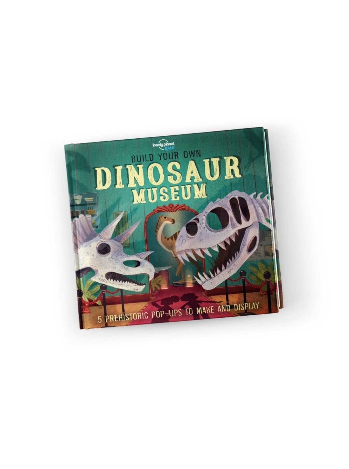 build your own dinosaur museum lonely planet us