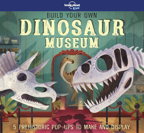 Build Your Own Dinosaur Museum (North & South America edition)