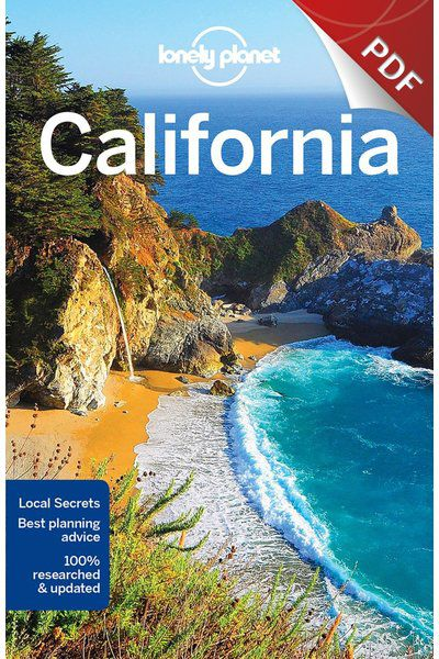 California - Plan your trip (PDF Chapter)
