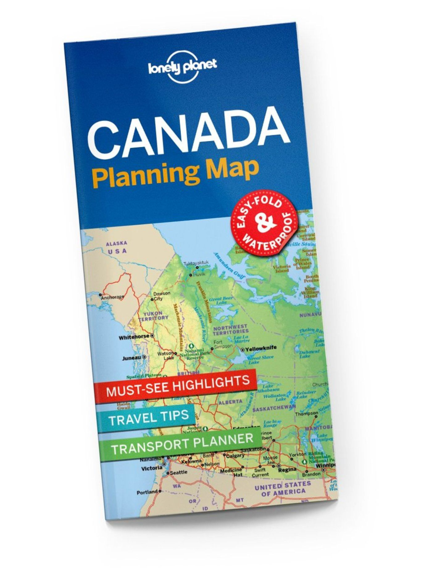 Canada Planning Map