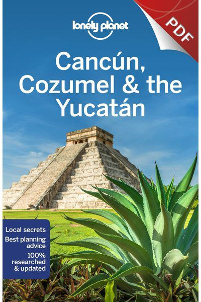 Cancun, Cozumel & the Yucatan - Isla Cozumel (PDF Chapter)