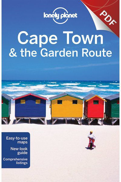 Capetown & The Garden Route - Day Trips & Wineries (PDF Chapter)