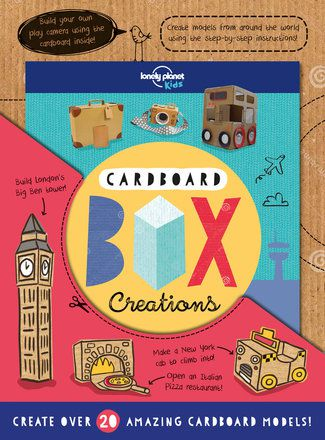 Cardboard Box Creations (North & Latin America edition)