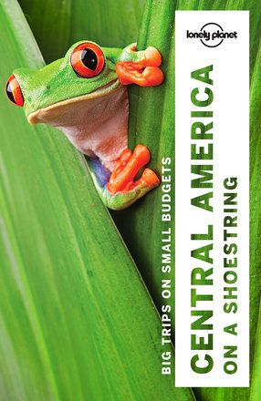 Central America on a Shoestring travel guide - 9th edition