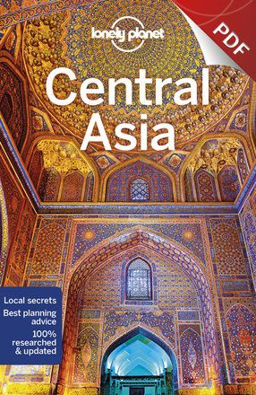 Central Asia - Kazakhstan (PDF Chapter)