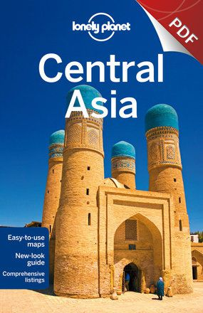 Central Asia - Kyrgyzstan (PDF Chapter)