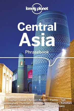 Central Asia Phrasebook & Dictionary