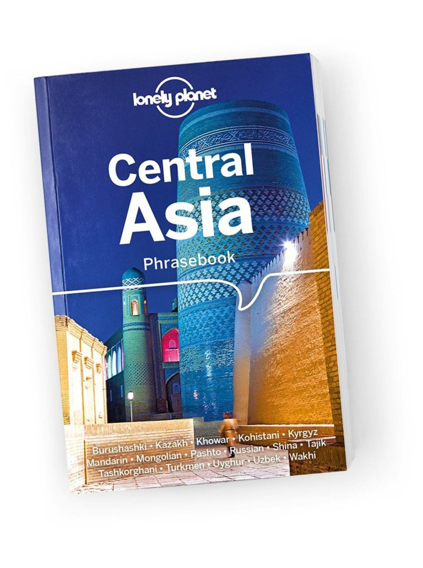 Central Asia Phrasebook & Dictionary - 3rd edition