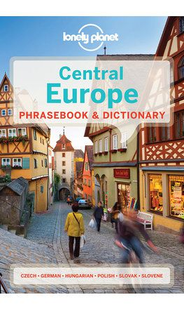 Central Europe Phrasebook - 4th edition