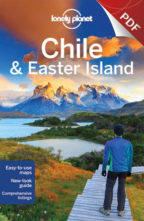 Chile & Easter Island - Northern Patagonia (PDF Chapter)