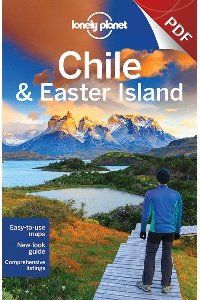 Chile & Easter Island - Southern Patagonia (PDF Chapter)