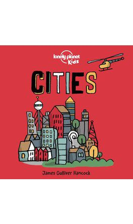 Cities: Board Book (North & South America edition)