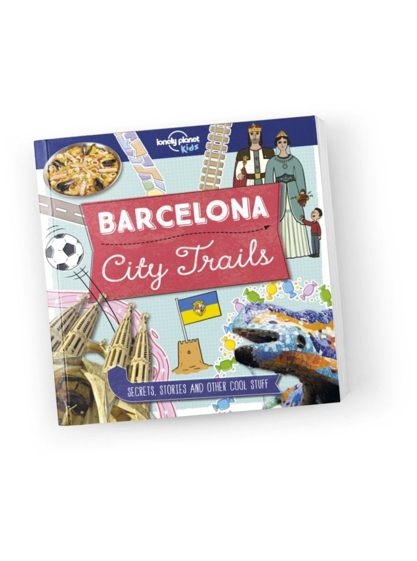 City Trails: Barcelona