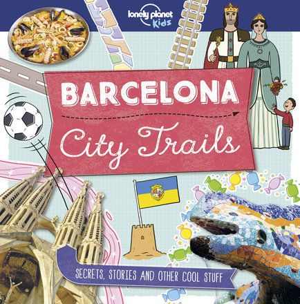 City Trails - Barcelona (North & Latin America edition)